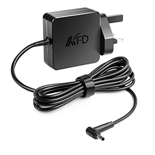 KFD 19V 1.75A 2.37A 33W Laptop Adapter for ASUS X556U X541UA X540LA X553M X200CA X441SA X542BA L402na L403sa E402SA C300M S410UA Taichi 21 31 UX305F UX410UA TX201LA UK Charger AD891M21 Power Supply