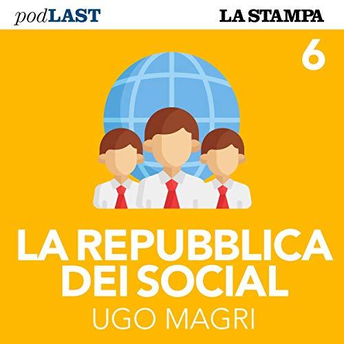 Social Italia (La Repubblica dei Social 6) copertina