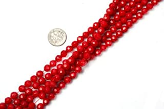 genuine red coral beads