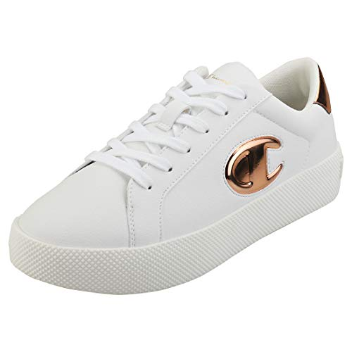 Champion ERA GEM Sneaker Femmes Weiss/Bronze - 37 1/2 - Sneaker Low