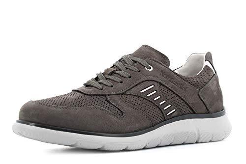 Nero Giardini MORBIDONE Tucson Bianco Scarpa Uomo Sneaker E001471U