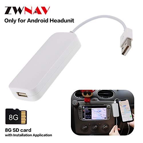 ZWNAV USB Carplay Dongle