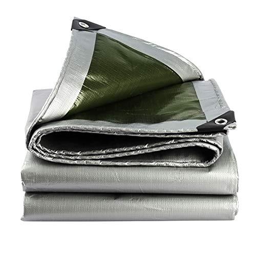 SXZHSM zonwering dekzeil outdoor regen doek zware plicht verdikking tent waterdicht dekzeil 4x8m