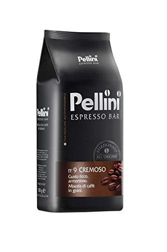 Pellini Caffè - Caffè in Grani Pellini Espresso Bar N. 9 Cremoso, 1 Kg