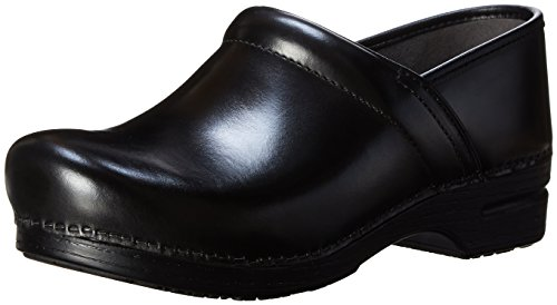 Dansko Men's Pro XP, Black Cabrio, 44 Regular EU