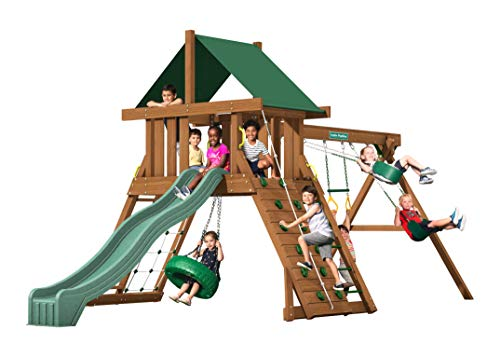 Creative Playthings (Classic Series) Northbridge Swing Set Made in The USA … (Northbridge Classic Pack 1)