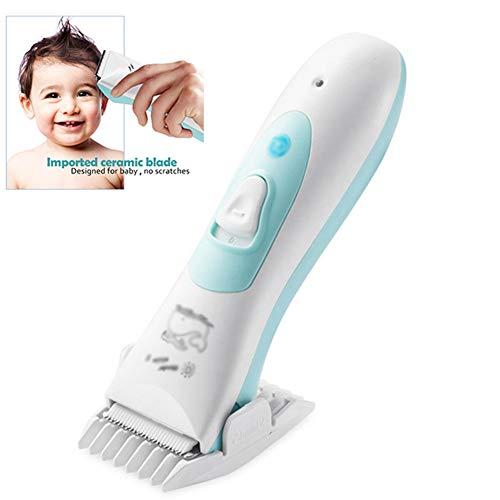 Tondeuse à cheveux professionnelle sans fil Tondeuse à cheveux électrique puissante Barbe Rasoir Rasoir Déchaumeur Barbier Rasoir Machine de Coupe de Cheveux
