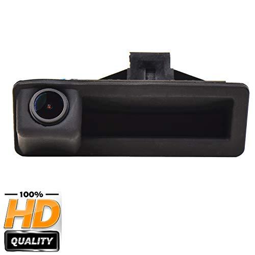 Fahrzeugspezifische Einparkhilfe Kamera integriert in Kofferraum Griff ,CCD Nachtsicht Rückfahrkamera für BMW E82 E88 E84 E90 E91 E92 E93 E60 E61 E70