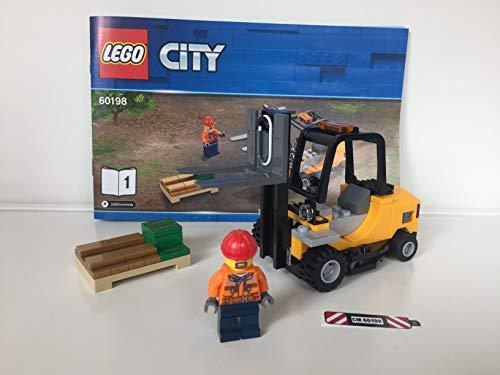 Lego City Gabelstapler (aus 60198)