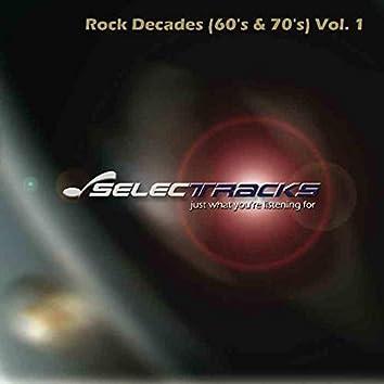 Rock Decades (60s & 70s), Vol. 1
