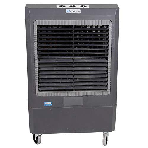 Hessaire MC61V Portable Evaporative Cooler, 5300 Cubic Feet per Minute, Cools 1,600 Square Feet