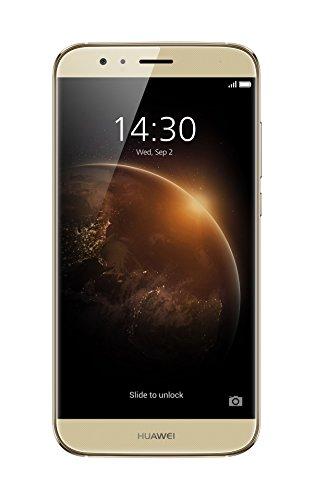 Huawei 51090DGW GX8 Horizon 14 cm (5,5 Zoll) Smartphone (4G) gold