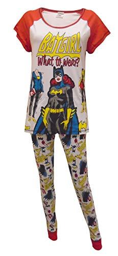Batgirl DC Comics Clothes Damen Schlafanzug, 44-46