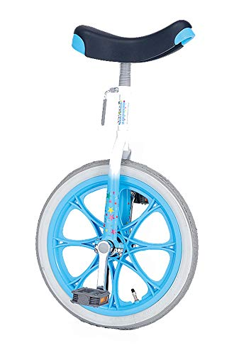 サギサカ(SAGISAKA) 一輪車 16型 ブルー 4904 ブルー