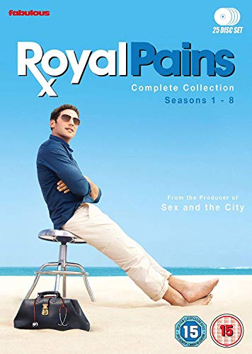Royal Pains Complete Collection [25 DVDs] [UK Import]