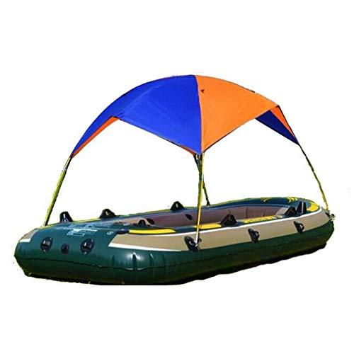 Aufblasbares Bootszelt Beiboot Klappmarkise Professional Fashion Tragbar Wasserdicht Ultraleicht Angeln