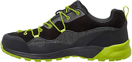 VAUDE Men's MTN Dibona Tech, Scarpe da Mountainbike Uomo, Nero (Phantom Black 678), 45.5 EU