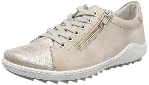Remonte Damen R1405 Sneaker, Pink (Ginger/Altrosa), 36 EU