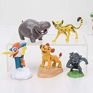 Cake Decorating Supplies - The Lion King figure Cake topper The Lion Guard King Kion Simba Figures Bunga Beshte Fuli Ono C...