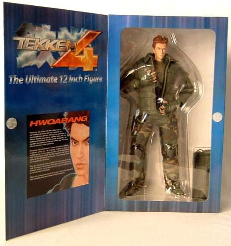 precios mas baratos Tekken 4 Series 1 12  Figura Figura Figura Hwoarang (japonesas Importaciones)  Con precio barato para obtener la mejor marca.