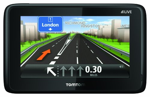 TomTom GO Live 1005 World - Navegador GPS (Handheld/Fixed, Interno, All Europe, Australia, Canada, New Zealand, South East Asia, Southern Africa, USA, 127 mm (5