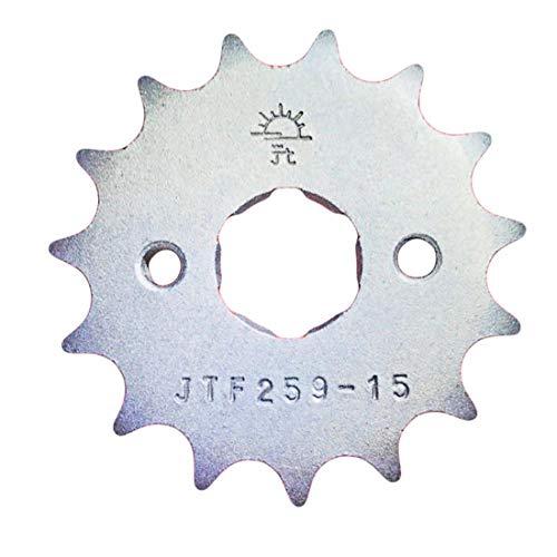 CG125 98 99 00 01 Pignon avant 15 Dents 428 Points JTF259.15