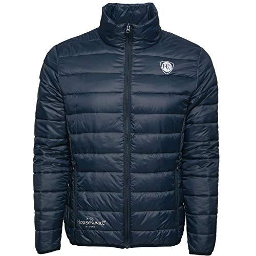 Horseware Mens Leichte Steppjacke X Small Navy