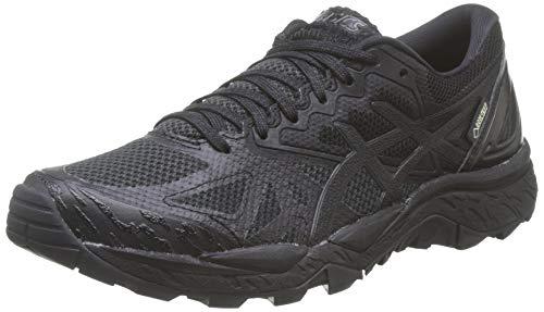 Asics Women's Gel-Fujitrabuco 6 G Training Shoes, Multicolour (Black/Black 9090), 3 UK