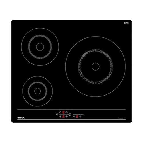 Teka IBC63900 – Placa de Inducción Teka de diseño redondeado