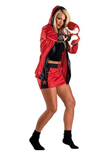 chiber Disfraces Disfraz de Boxeadora
