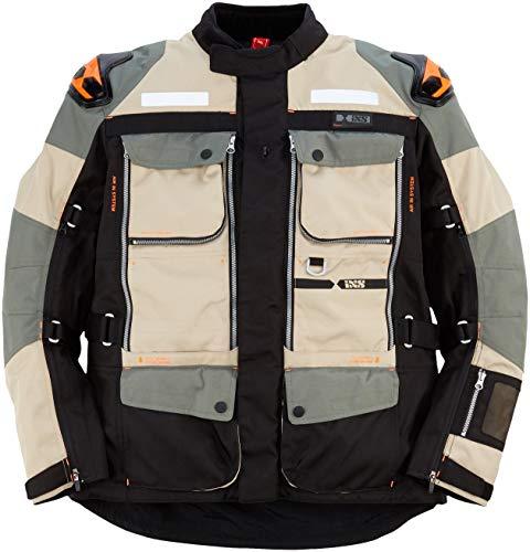 IXS Tour Jacket Montevideo-Rs-1000 Beige-Olive-Black Xl