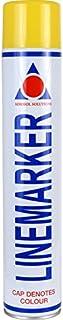 Aerosol Solutions 0900 Line Marker Yellow Spray Paint 750ml