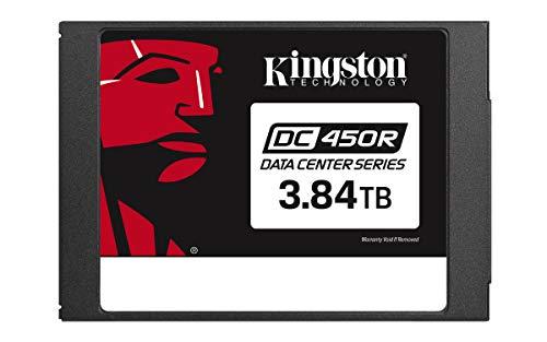 Kingston Data Center DC450R SEDC450R/3840G SSD, Storage SATA da 6 GBps per Carichi di Lavoro Orientati alla Lettura