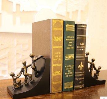 serre livre design decoration vintage retro Étagère à livres Miniatures Sculpture