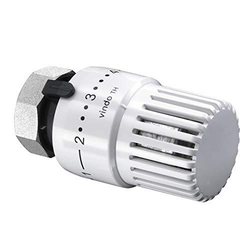 Testa termostatica vindo th bianca m30,1,5 - OVENTROP : 1013066