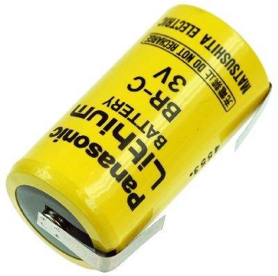 Original Batterie Lithium pour Panasonic BR de c avec Lithium/3.0 V/5 000 mAh