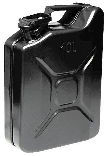Maurer 80095 Tanica in Metallo, TUV-GS, 20 L, Verde