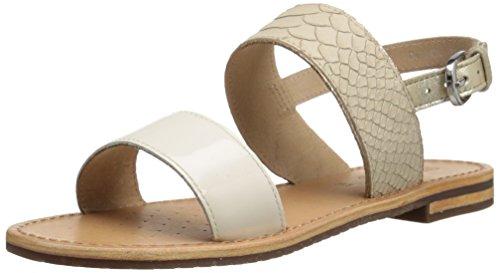Geox Geox Sandalen/Sandaletten, Farbe Hellbraun, Marke, Modell Sandalen/Sandaletten D Sozy Hellbraun
