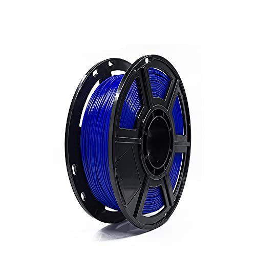 MUYUNXI 3d Printing Materials 3d Printer PLA Filament 1.75mm For 3D Printer Dimensional Accuracy +/- 0.02mm 0.5kg 1 Spool(Color:blue)