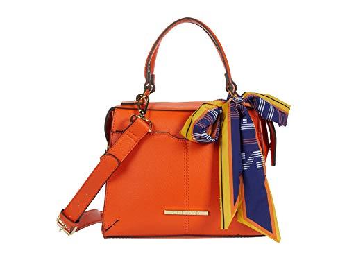 Steve Madden Breese Crossbody Bag Orange One Size