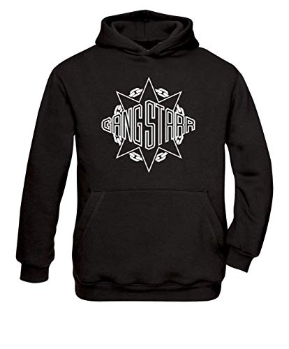 Senas-Shirts Gang Starr Hoodie Kapuzenpullover (L)