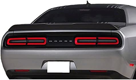 SURF BLUE PQD 2015-18 Dodge Charger Factory Style Hellcat Spoiler Painted California Dream Compatible With