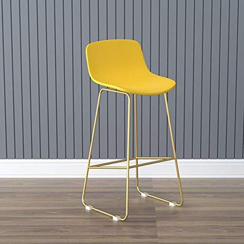 Barkruk, verstelbaar, retro, casual, Nordic Cafe, modern, te koop, hoge stoel, barkruk, voor de keuken, klein, met metalen poten