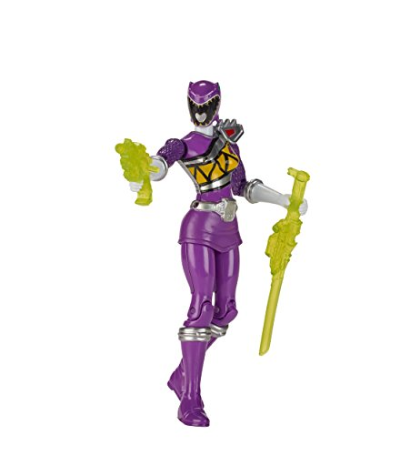 Power Rangers Dino Super Charge - 5' Purple Ranger Action Hero