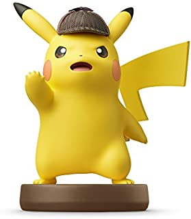 amiibo Great detective Pikachu (Pokemon Series) Japanese ver.
