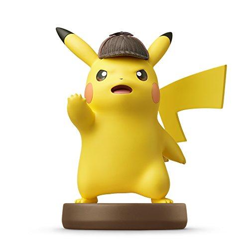 Amiibo Detective Pikachu (Pokemon) Nintendo (Importación Japonesa)