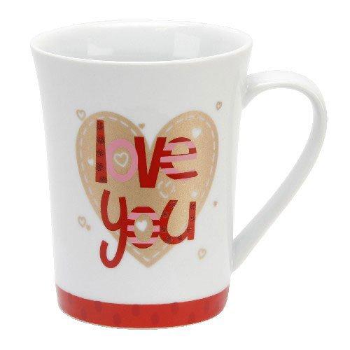 Mug en céramique Motif Love You