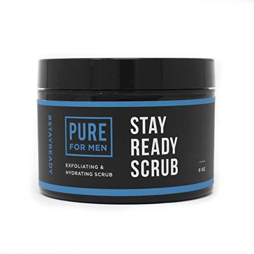 New Stay Ready Body Scrub - 9oz