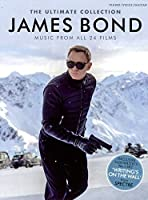 James Bond Music from All 24 Films: The Ultimate Collection (Piano Voice Guitar)