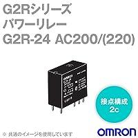 オムロン(OMRON) G2R-24 AC200/(220) パワーリレー NN